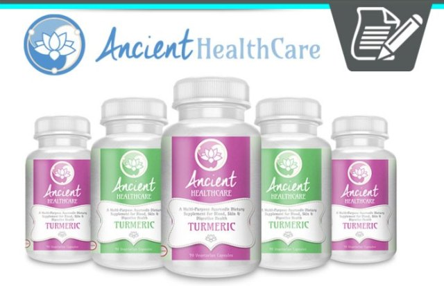 Ancient Health Care Turmeric