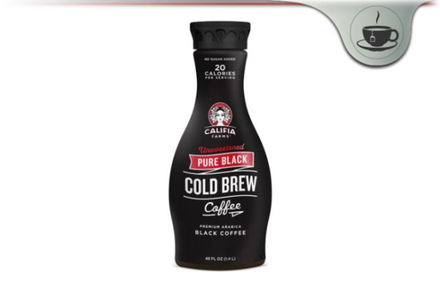Pure Black Cold Brew Coffee Review