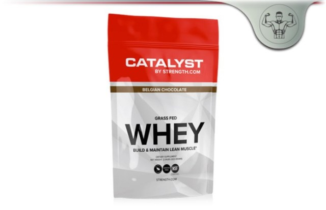 Whey Belgian Chocolate by Catalyst