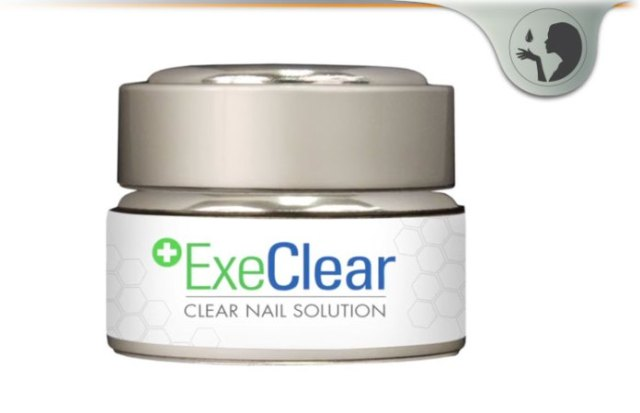 ExeClear Clear Nail Solution