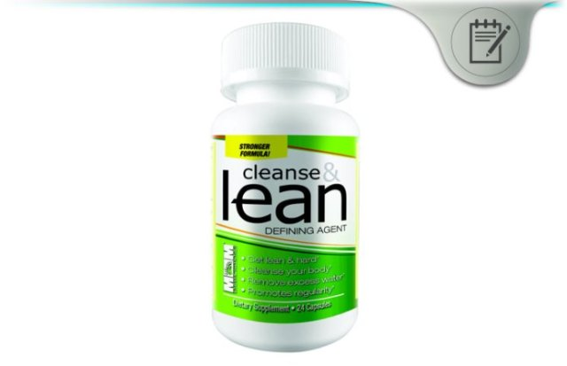 Max Cleanse & Lean Defining Agent