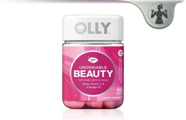Olly Nutrition Undeniable Beauty