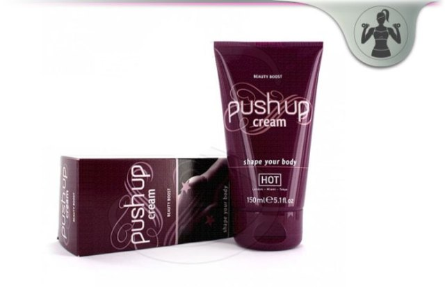 PushUp Breast Enlargement Cream