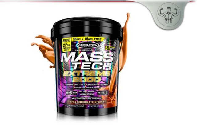 MuscleTech Mass Tech X5