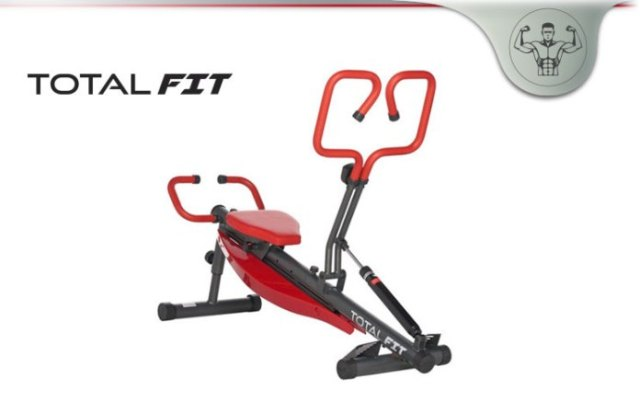 Total Fit Home Gym