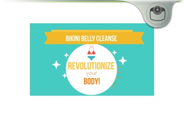 Bikini Belly Cleanse