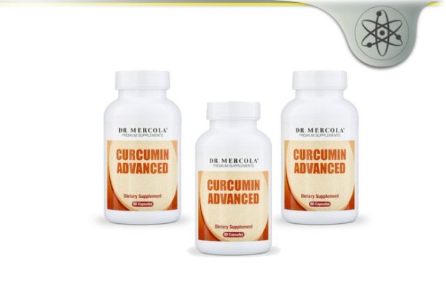 Dr. Mercola Curcumin Advanced