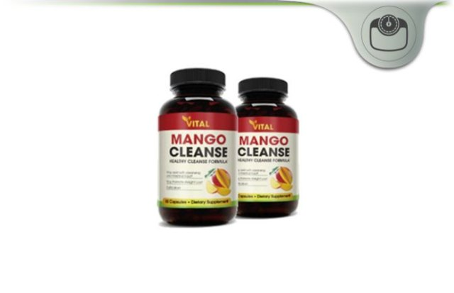 Vital Mango Colon Cleanse