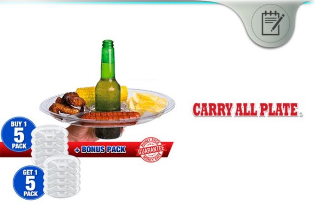 carry all plate