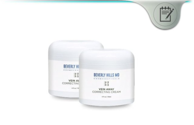 Beverly Hills MD Vein Away Correcting Cream Review