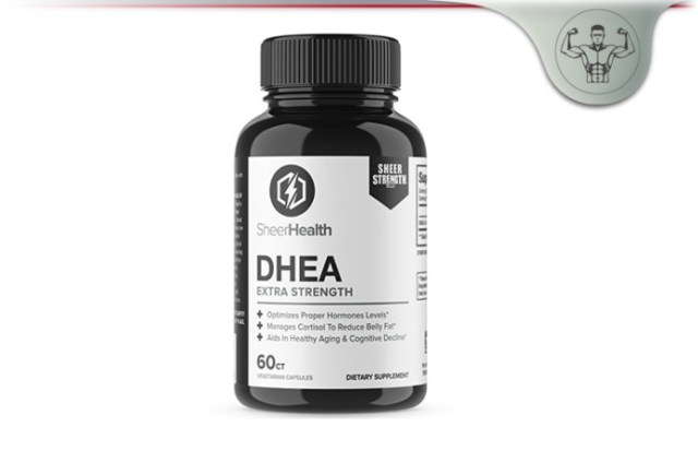 Sheer Strength Labs DHEA