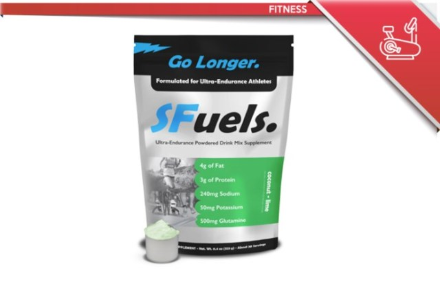sfuels ultra bars drink mix