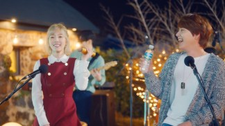 제주삼다수 - 밴드고맙삼다x제주도의푸른밤 MV (태연 Full ver.).mp4_snapshot_02.38_[2016.04.12_22.29.14]