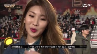 [Mnet] SHOW ME THE MONEY 5.E01.160513.HDTV.H264.720p-Girls.mp4_snapshot_00.59.26_[2016.05.14_02.24.30]