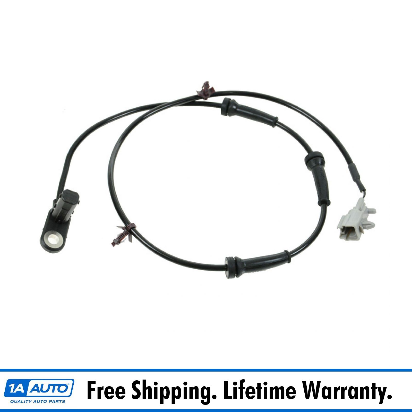 Rear Wheel Abs Sensor With Harness Passenger Side Right Rh