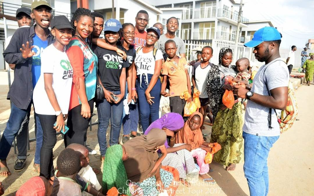 OAC IBADAN MADE MAY 27 SPECIAL FOR CHILDREN ON THE STREETS