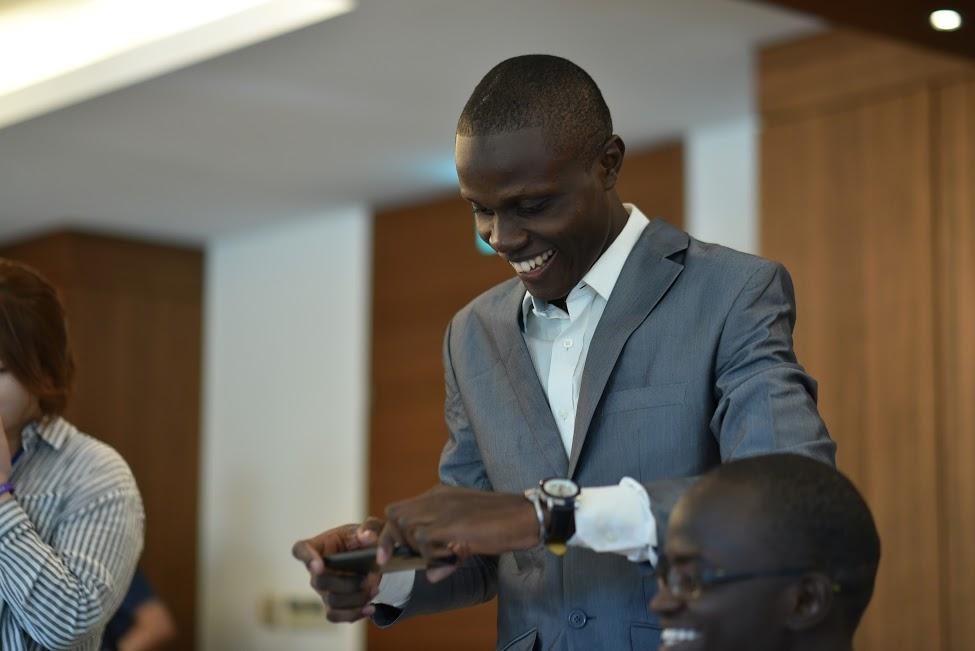 Volunteers Tuesday: Meet Constant Odounfa