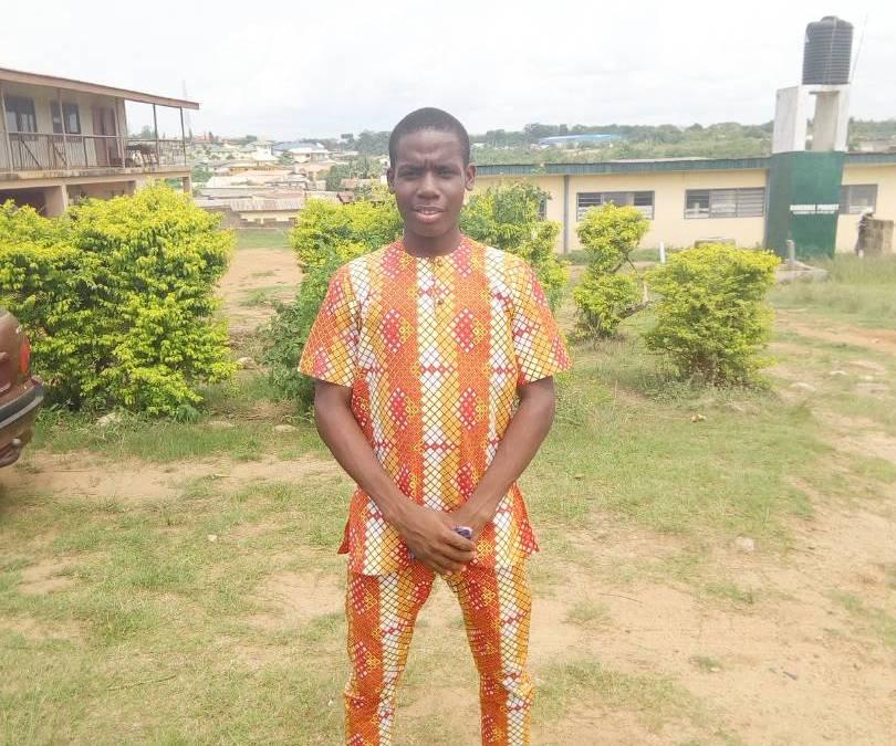 Volunteers Tuesday: Meet Olusesi Olatomiwa