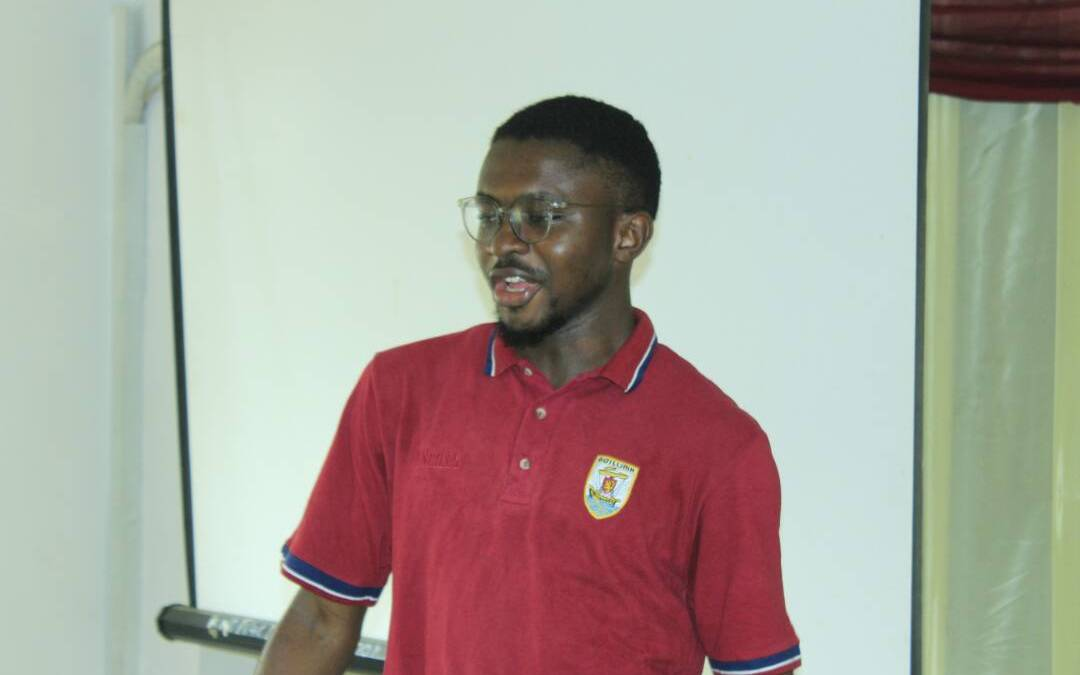Volunteers Tuesday: Meet Adekunle Ibukunoluwa Adedeji