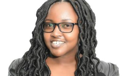 Volunteers Tuesday: Meet Becky Kathurima
