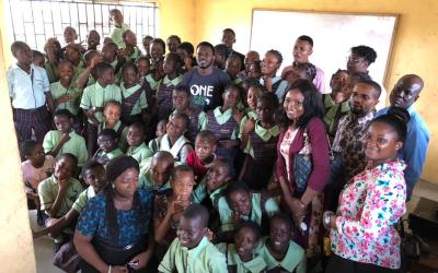 OAC Lagos Holds Media and Information Literacy Workshop at Standard High Mark School