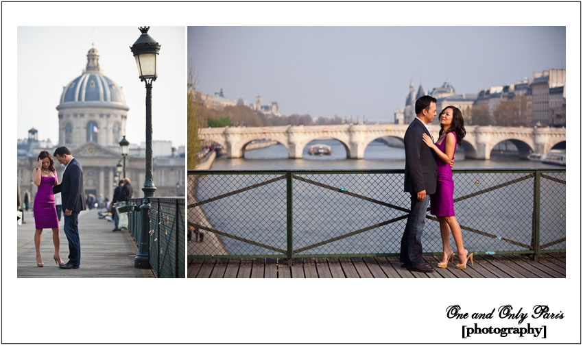 Engagement Photos in Paris One and Only Paris Photography