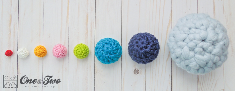Yarn Weights | One and Two Company Crochet Blog