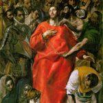 正在被剥去衣服的基督·埃尔格列柯
