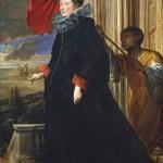 埃莱娜·格里马尔迪侯爵夫人·凡·代克