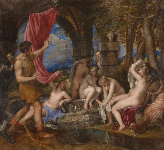 Actaeon 1121px-Titian_-_Diana_and_Actaeon_-_1556-1559_1