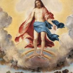 圣三位一体 by 洛伦佐·洛托