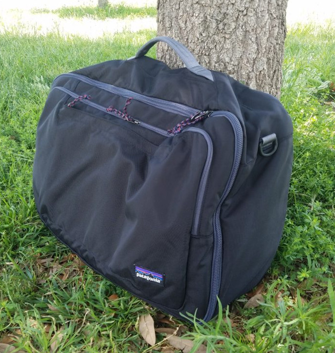 1c613deff706 Patagonia Headway MLC 45L Review - One Bag Travels