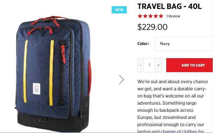 Complete List of Maximum Size Carry-on Bags (2019 Update) - One Bag ... f680bd79838ec