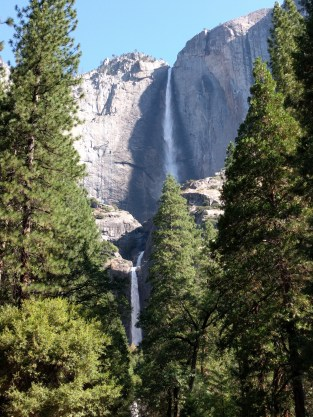Yosemite Falls-Yosemite National Park