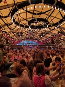 Ochsenbraterei (Spatenbräu-Festhalle)Tent-Oktoberfest-Munich, Germany