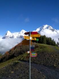 Which Way-Mürren, Switzerland