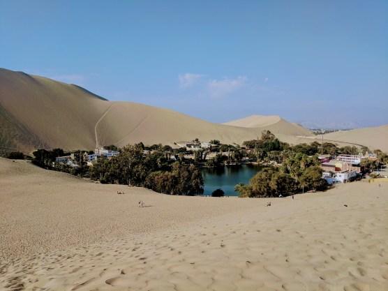 Oasis-Huacachina Peru