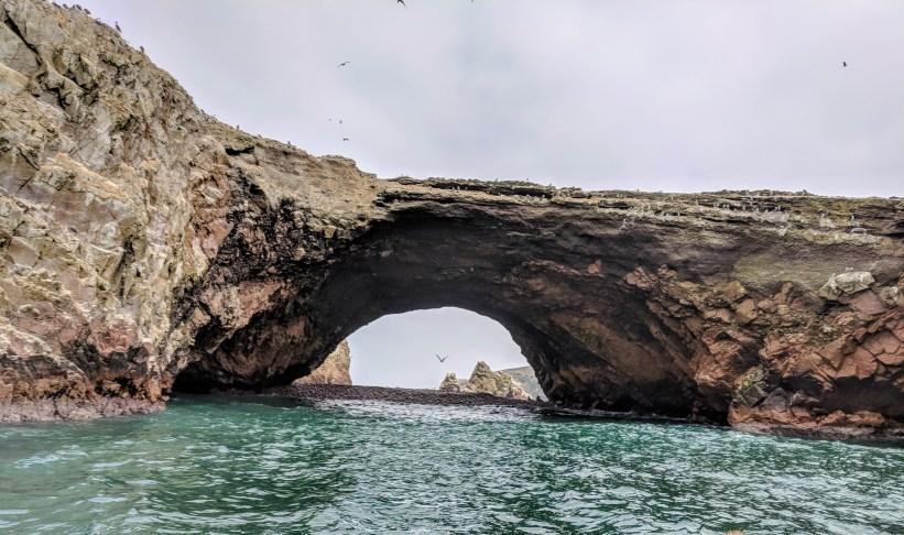 Islas Ballestas-Paracas, Peru