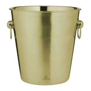 Viners 4L Gold Champagne Bucket
