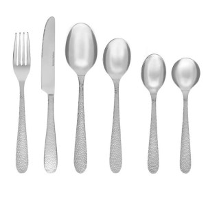 Luxe 48pc Cutlery Set