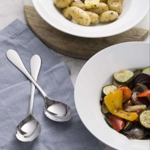 Viners Select 2 pc Serving Spoons Giftbox