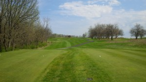 Traditions really shows its teeth at the turn, as Nos. 9 & 10 are both memorable, signature tests of golf skill.