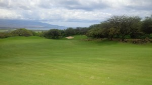 Kahili's 7th hole is a wonderful short, sharp dogleg down a sizeable hill.  The course is rarely boring, if ever.