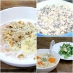 Weekly Meal Plan December 2017 Week #2