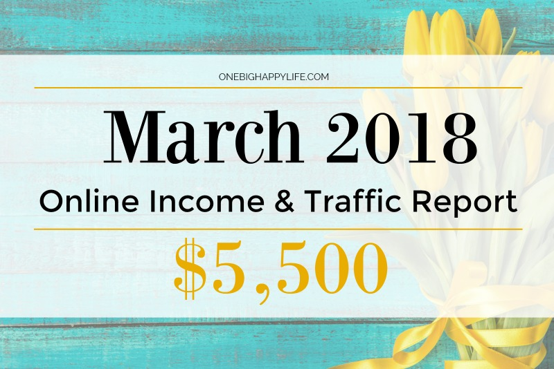 Online blogging and income report. How to make money online