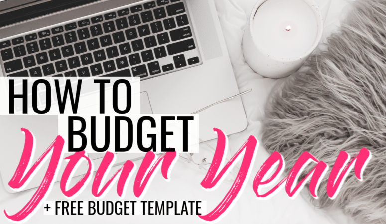 The One Year Budget – How to Plan For Your Best Financial Year