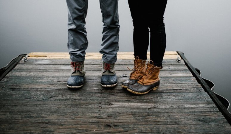 The Boots That Help Us Survive the Winter