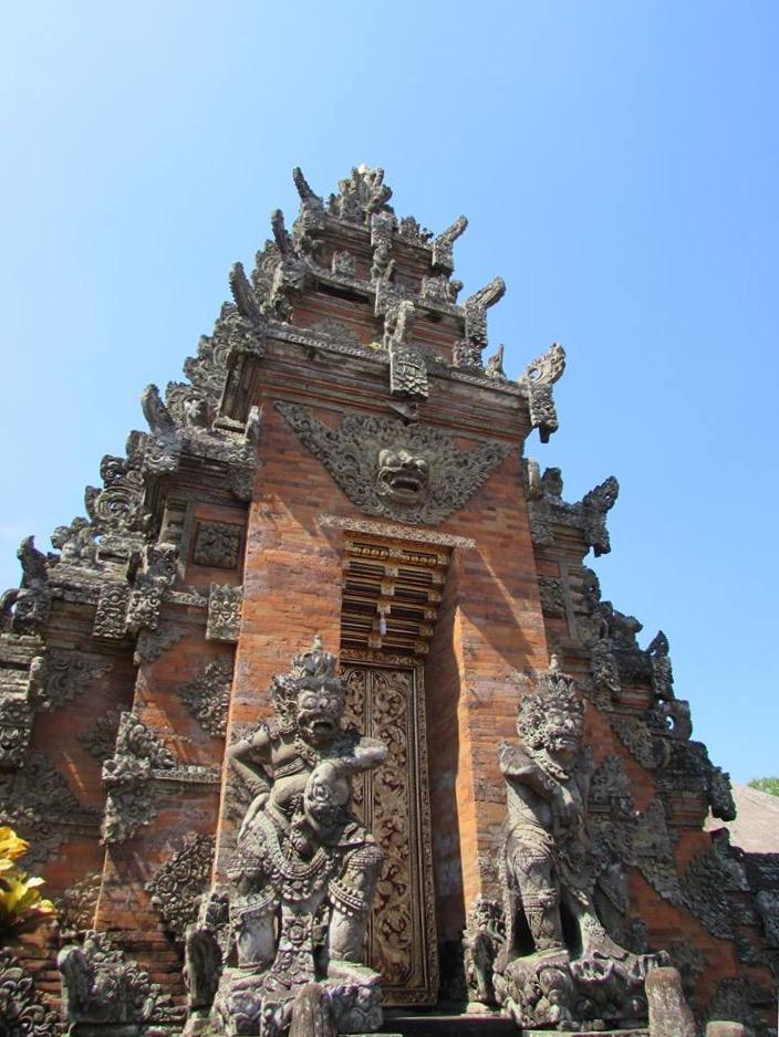 Batuan Temple, Ubud Bali