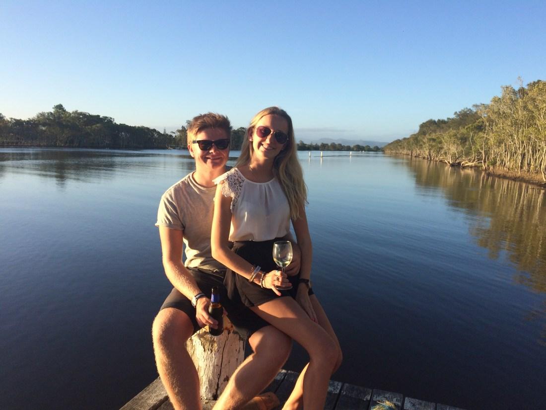 Lakeside Mitchells Island, Australia