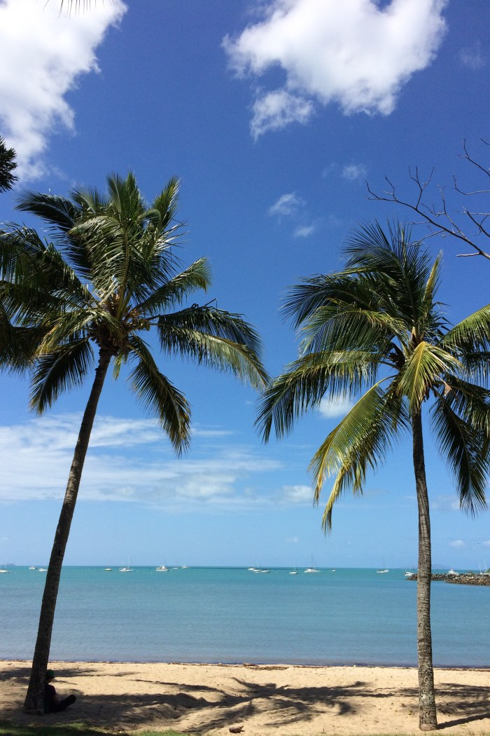 A Pit-Stop in Airlie Beach, Australia